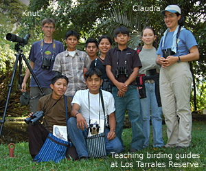 Birding guide